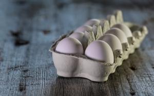 Mit Eiern in Phase 1 der Ketose starten